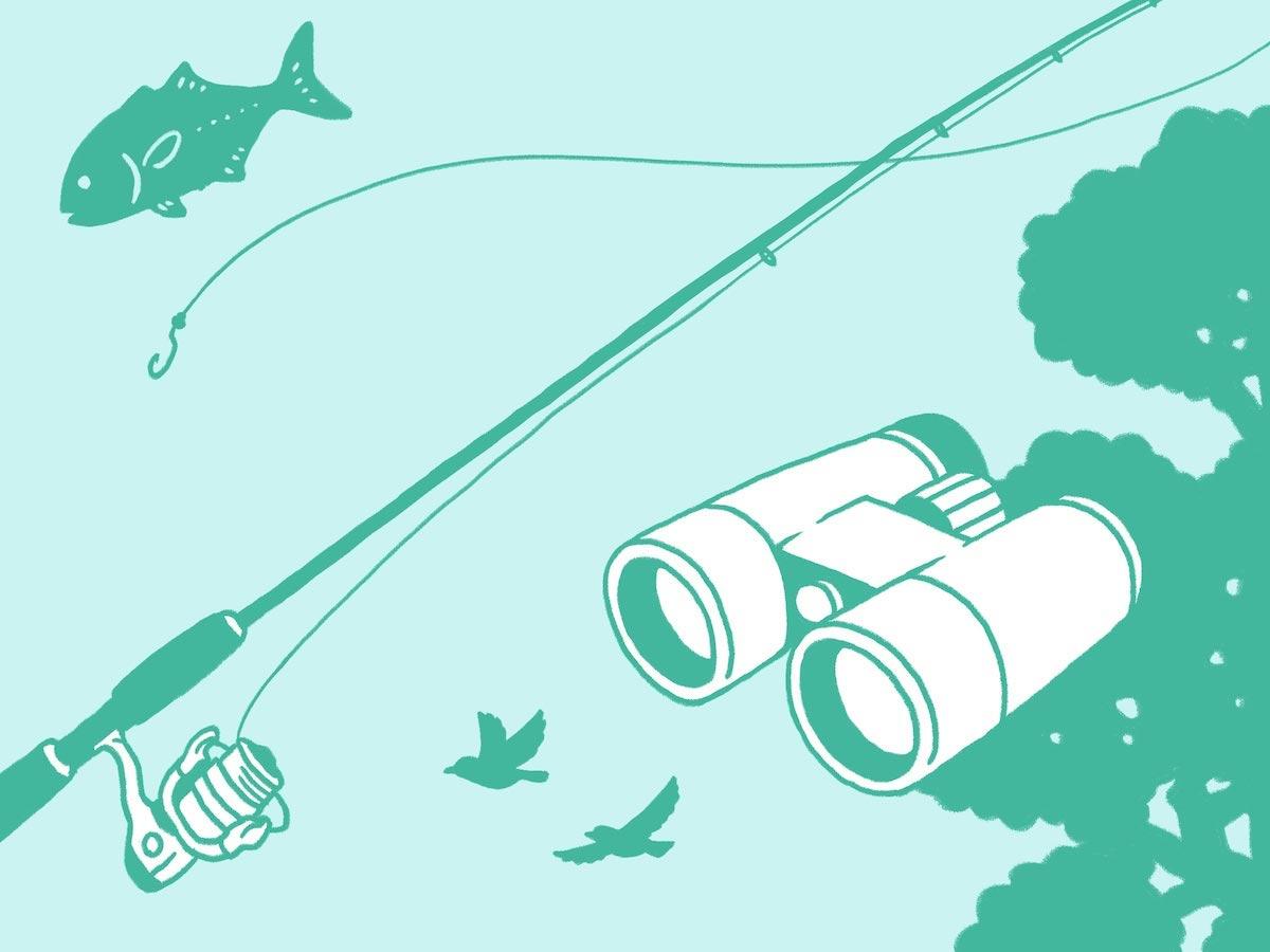 Binoculars : Hahajima Tourist Association