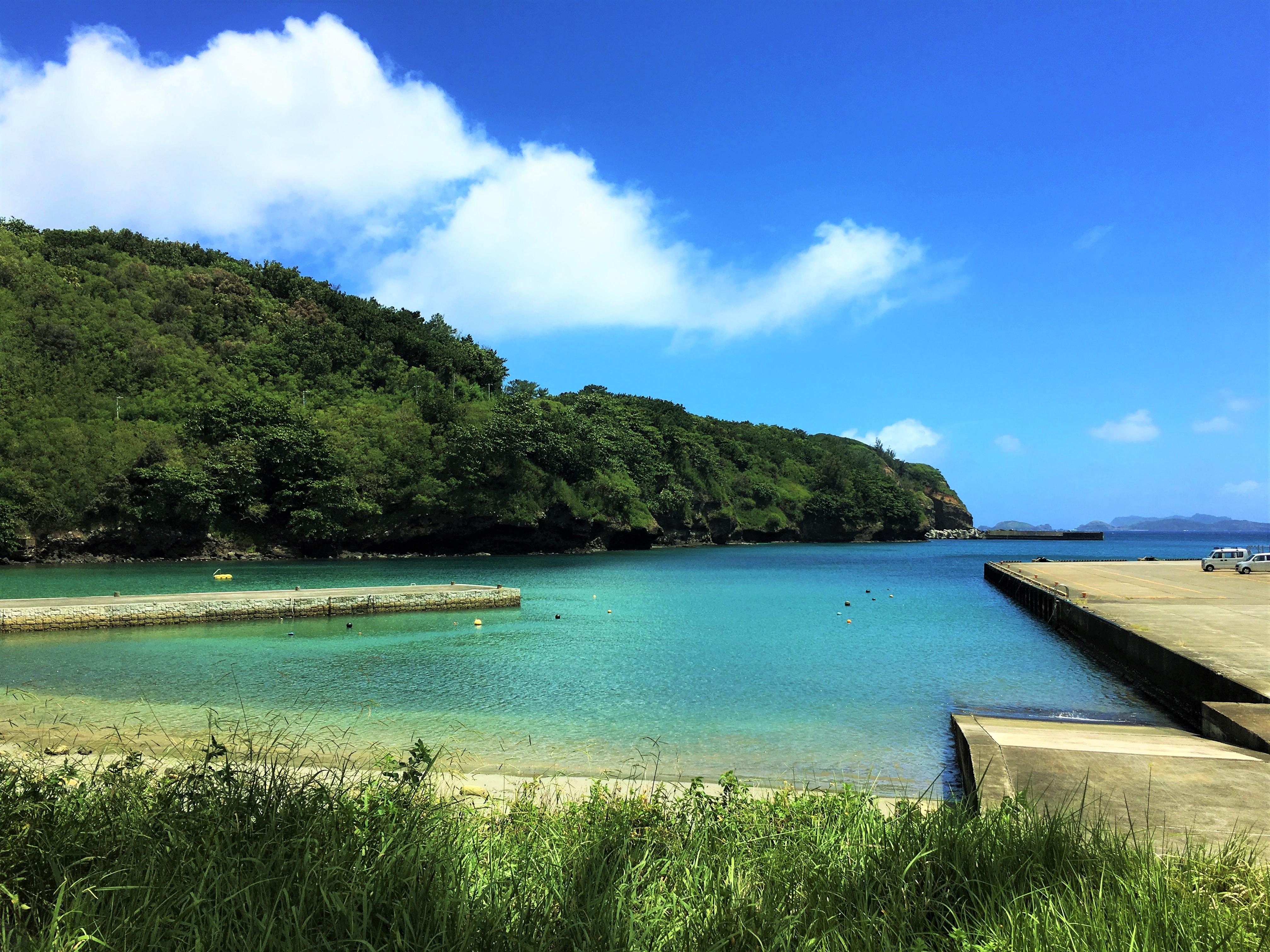 Maehama Beach・Ishijiro Beach